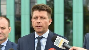 """""""To zamach na fundamenty polskiej demokracji"""". Petru o projekcie ustawy ws. SN"""