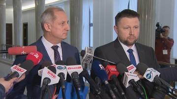 """Nie będzie nadzwyczajnego posiedzenia Sejmu w związku ze spółką Srebrna. """"Wniosek PO nieuzasadniony"""""""