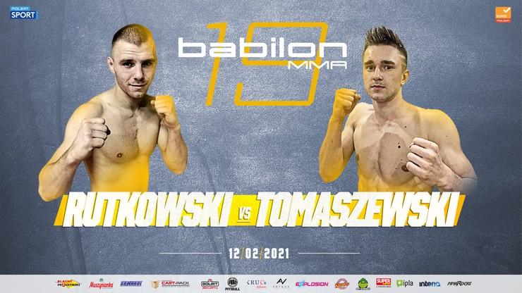Babilon MMA 19: Pełna karta walk