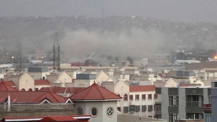 Afganistan. Wybuchy obok lotniska w Kabulu. Rośnie bilans ofiar. Przyznało się Państwo Islamskie
