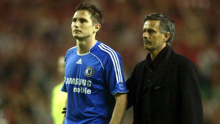 Mourinho kontra Lampard. Portugalczyk pierwszy raz w karierze zmierzy się z byłym podopiecznym