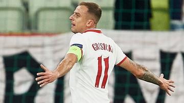 Hat-trick Kamila Grosickiego w meczu z Finlandią. Zobacz wszystkie gole! (WIDEO)