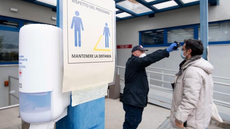 Eksperci: nawet 10 razy więcej zakażonych koronawirusem we Włoszech niż oficjalne dane
