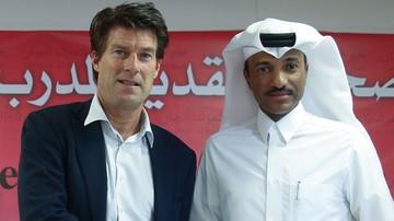 Michael Laudrup podjął pracę w Katarze
