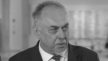 Nie żyje Janusz Sanocki. Były poseł był zakażony koronawirusem