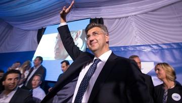 Chorwacja: wybory wygrała konserwatywna partia HDZ