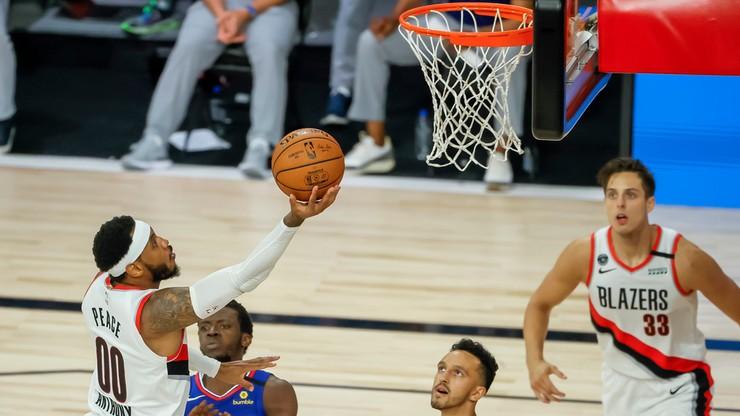 NBA: Portland Trail Blazers dalej w walce o play-off. Damian Lillard zdobył 61 punktów