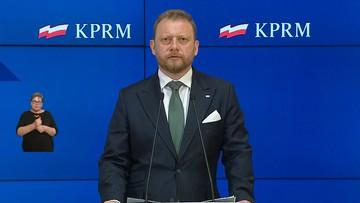 """""""Nie ma obowiązku posyłania dzieci do przedszkoli i żłobków"""" - uściśla Szumowski"""