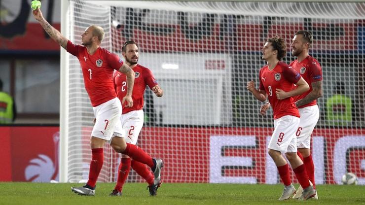El. ME 2020: Kłopoty Austriaków. Kolejni gracze wypadli z kadry na mecz z Polską