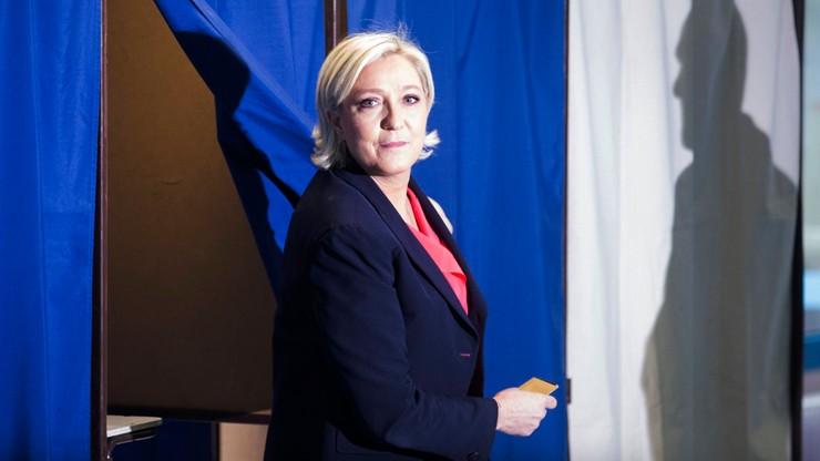 Le Pen zakazała kilkunastu redakcjom wstępu na swój wieczór wyborczy