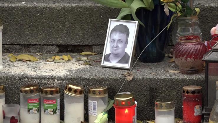 """""""Minuta dźwięku"""" dla kierowcy, który zginął w zamachu w Berlinie. """"Pamiętamy o nim"""""""