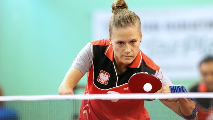 WT w tenisie stołowym: Pięcioro Polaków wystąpi w Budapeszcie
