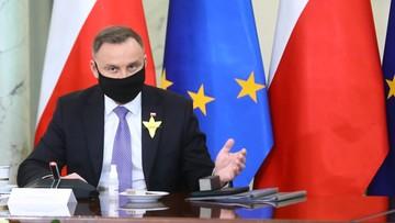 Andrzej Duda spotka się z sekretarz generalną OBWE. O czym będą mówić?