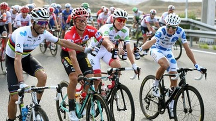 Vuelta a Espana: Tegoroczna edycja trudniejsza niż pierwotnie planowano