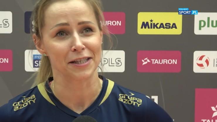 Paulina Maj-Ewardt: Jeżeli mamy zdobyć Puchar Polski, musimy wygrać z wszystkimi