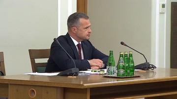Nowak: komisja uzgodnieniowa miała zbliżać stanowisko m.in. komisji Palikota