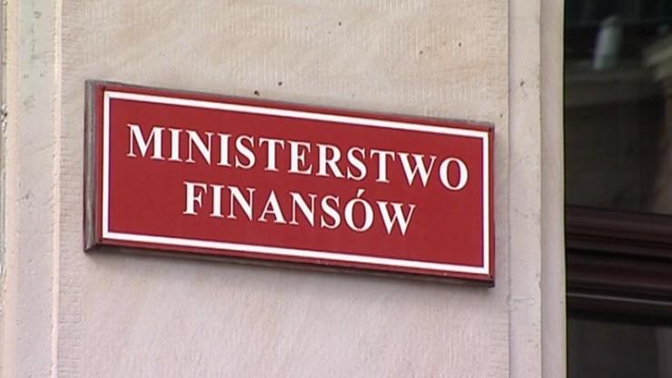 MF: co najmniej 30 firm polskich i zagranicznych uczestniczyło w karuzeli podatkowej