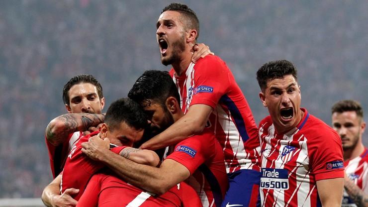 Griezmann pogrążył rodaków! Liga Europy dla Atletico Madryt