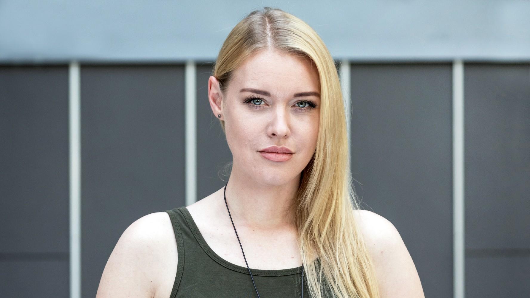 Gliniarze: Ewelina Ruckgaber miała wypadek na planie - Polsat.pl