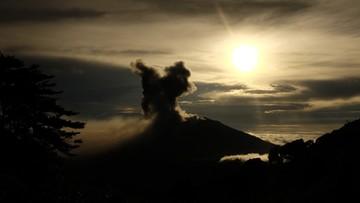 Kostaryka: silna erupcja wulkanu