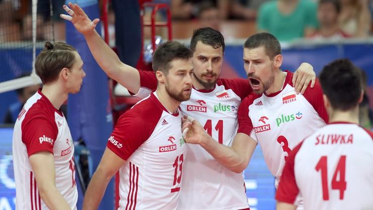 Znamy terminarz meczów reprezentacji Polski siatkarzy w Lidze Narodów