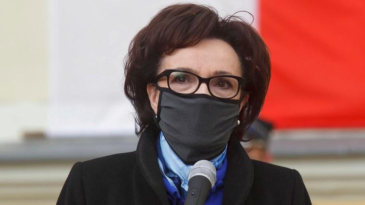 Witek: orzeczenie ETPCz jest bezprawną ingerencją w suwerenność Polski
