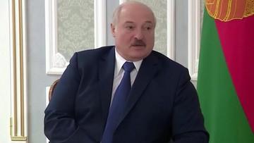 """Łukaszenka: chciano u nas przeprowadzić """"blitzkrieg"""""""