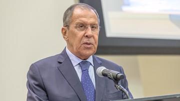 Rosja zawiesza działalność swojej misji przy NATO