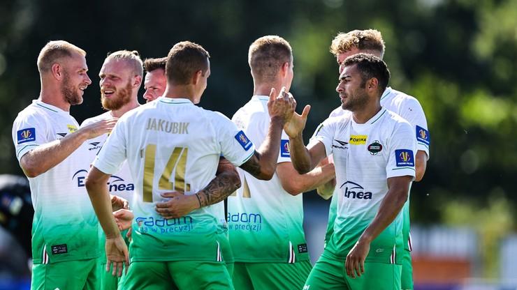 Fortuna 1 Liga: Skromne zwycięstwo Radomiaka na wyjeździe