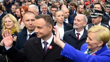 Prezydent: potępienie należy się za zdradę, tak powinniśmy patrzeć na PRL
