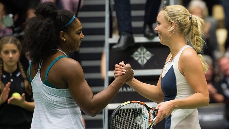 WTA w Auckland: Williams i Woźniacka w półfinale