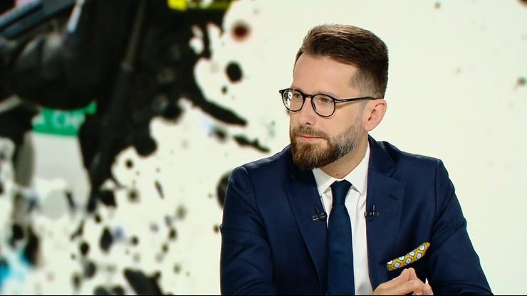 Radosław Fogiel o decyzji TSUE: uważamy, że mamy rację. Kwestia suwerenności jest bezcenna