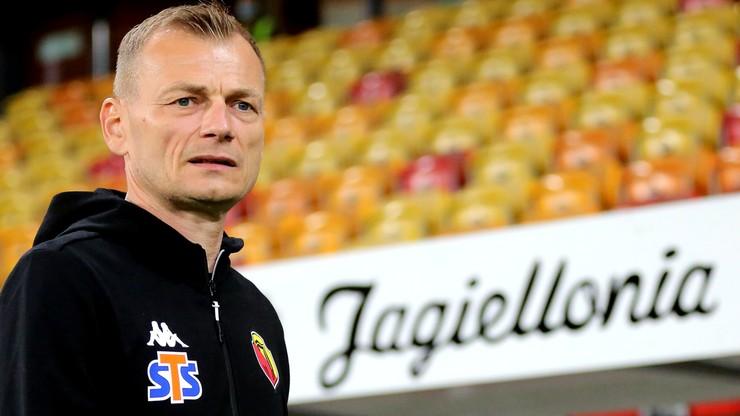 Trener Jagiellonii: Śląsk jest mocny u siebie, kluczowa nasza organizacja gry