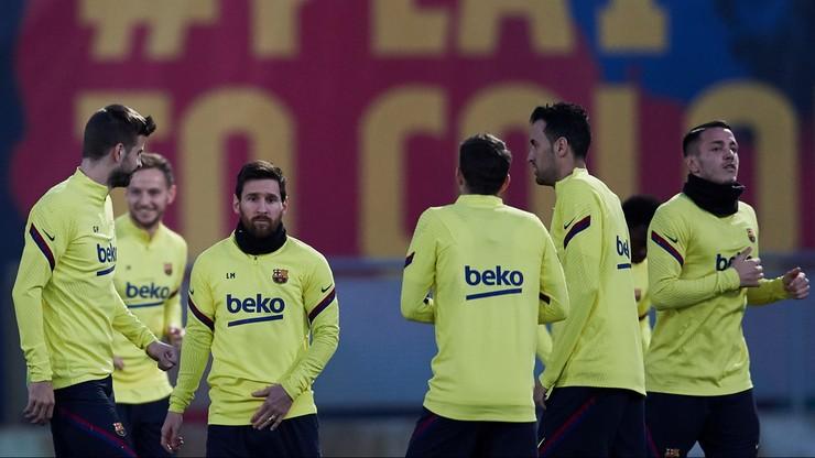 FC Barcelona nie kupi napastnika w zimowym oknie transferowym