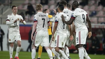 El. MŚ 2022: Belgia bez siedmiu piłkarzy na mecz z Czechami