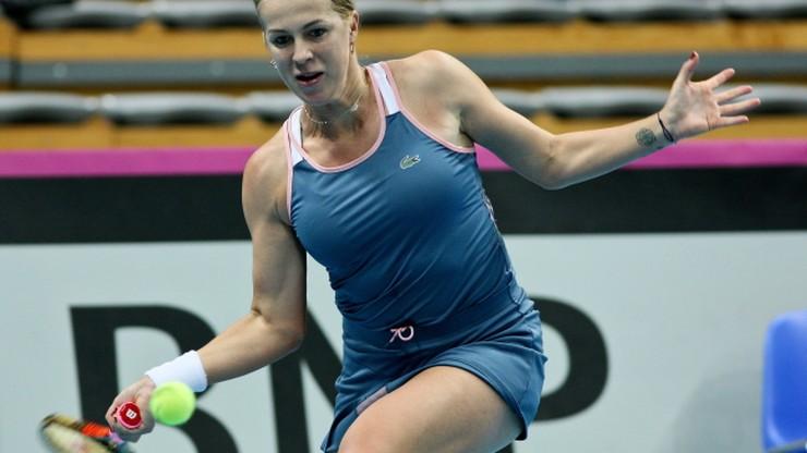 Fed Cup: Rosjanki najlepsze w Zielonej Górze