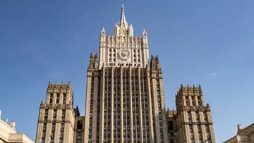 Rosja wydala 10 amerykańskich dyplomatów
