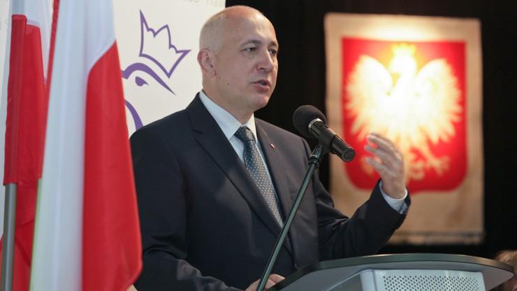 Brudziński: rząd Morawieckiego nie będzie pokonany przez ulicę ani przez zagranicę
