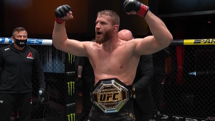 UFC 259: Błachowicz - Adesanya. Wyniki i skróty walk (WIDEO)