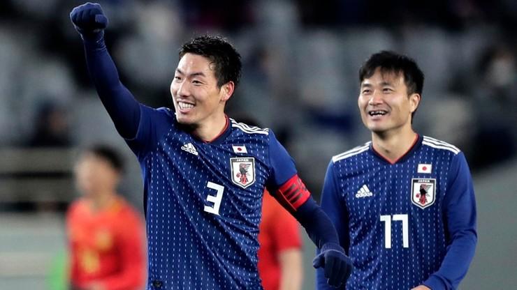 Japonia straszy Polaków! Kosmiczny gol obrońcy z 50 metrów (WIDEO)