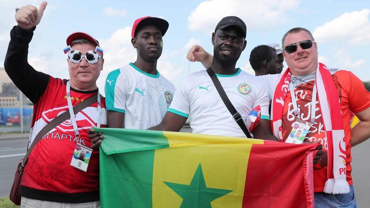 Fani Senegalu nominowani do wyjątkowej nagrody za to, co zrobili po meczu z Polską