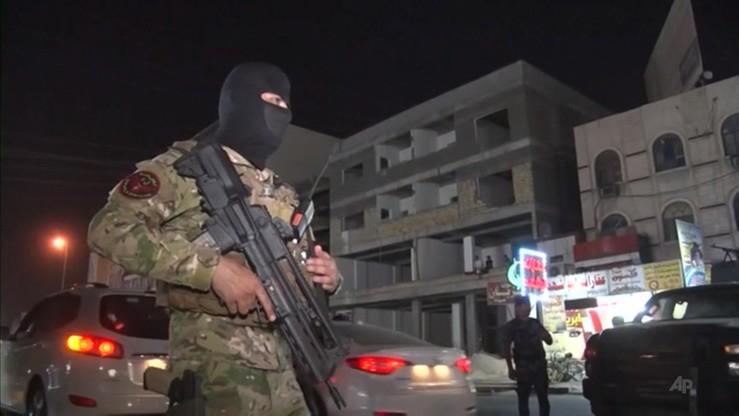 Napastnicy w siedzibie władz kurdyjskich w Irbilu. Koniec akcji sił bezpieczeństwa