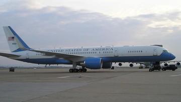 """Awaria samolotu wiceprezydent USA. """"Modliliśmy się"""""""
