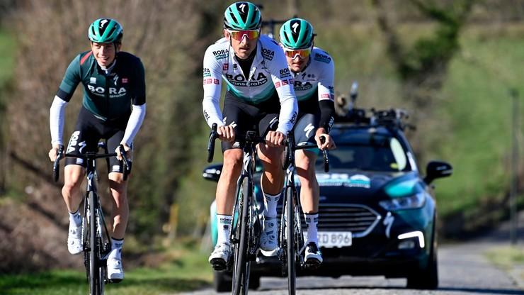 Giro d'Italia: Maciej Bodnar i Łukasz Wiśniowski w składach swoich ekip