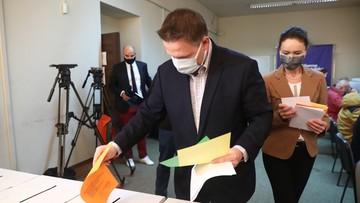 """Wewnętrzne wybory w Platformie. Tusk mówi o """"porządkach"""""""