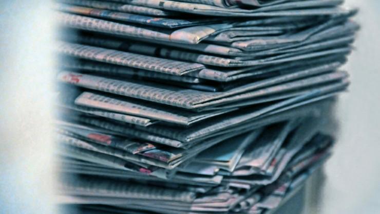 """""""Der Stern"""": w Polsce coraz więcej represji wobec dziennikarzy"""