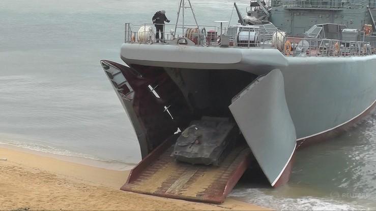"""""""Naruszenie procedur na Morzu Czarnym grozi wojną"""" - ostrzega rosyjska Rada Federacji"""