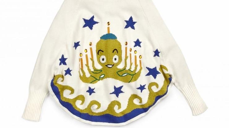 Chanukowy sweter na święta od Whoopi Goldberg