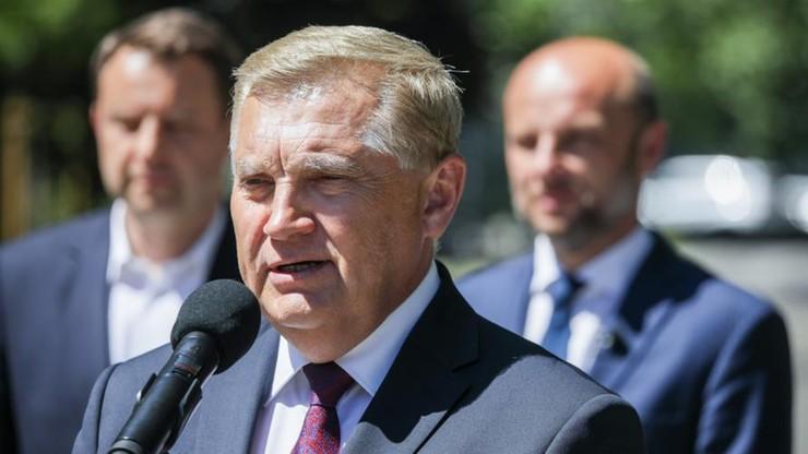 Prezydent Białegostoku Tadeusz Truskolaski ma koronawirusa, trafił do szpitala