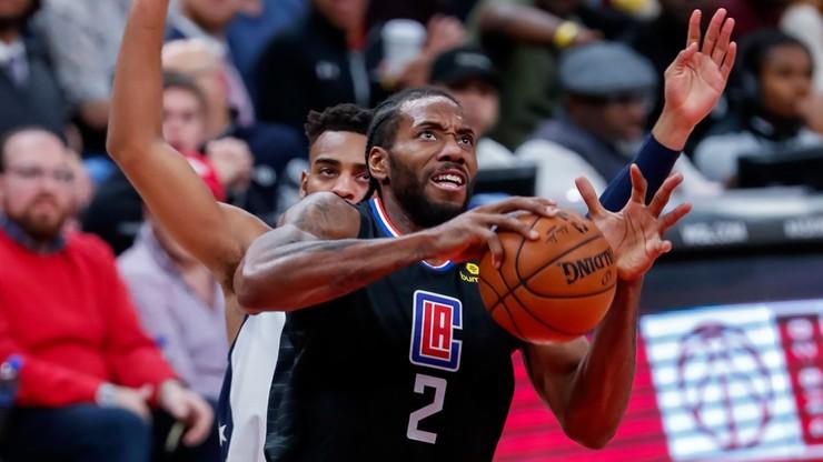 NBA: Popis duetu George-Leonardi kolejny kapitalny dorobek Hardena